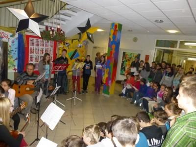 4. Klassen / 10.Dez. 2012