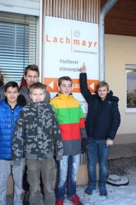 Besuch bei Fa. Lachmayr