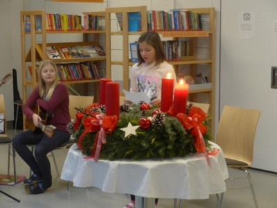 Adventfeiern Dezember 2018 24
