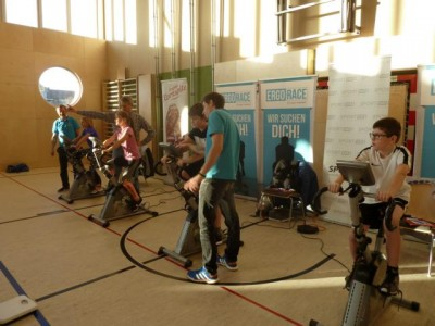 Ergo-School-Race in der NMS Sattledt 16