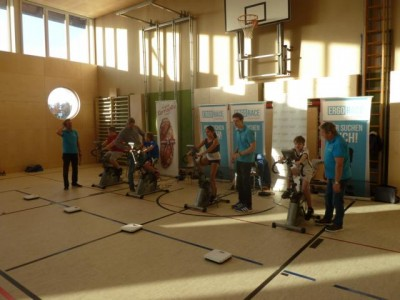 Ergo-School-Race in der NMS Sattledt 18