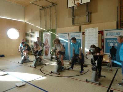 Ergo-School-Race in der NMS Sattledt 21