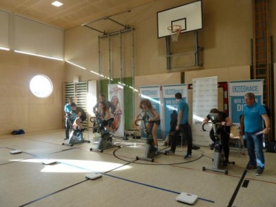 Ergo-School-Race in der NMS Sattledt 24