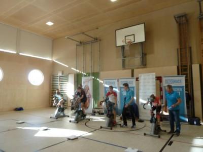 Ergo-School-Race in der NMS Sattledt 26