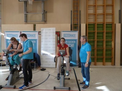 Ergo-School-Race in der NMS Sattledt 28