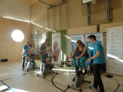 Ergo-School-Race in der NMS Sattledt 29