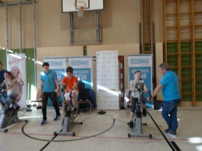 Ergo-School-Race in der NMS Sattledt 36