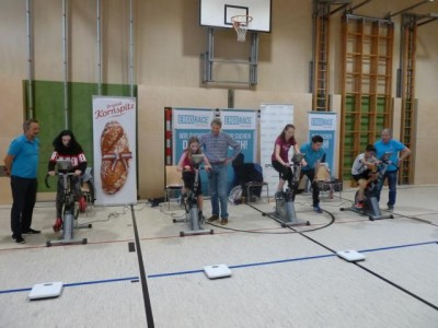Ergo-School-Race in der NMS Sattledt 3