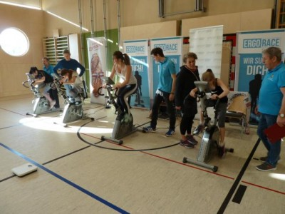 Ergo-School-Race in der NMS Sattledt 41