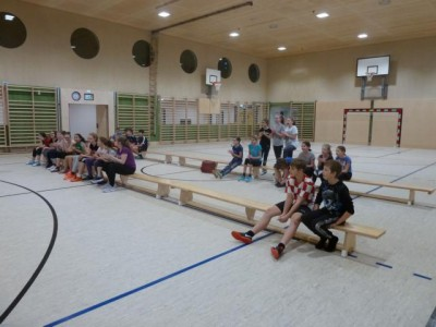 Ergo-School-Race in der NMS Sattledt 4
