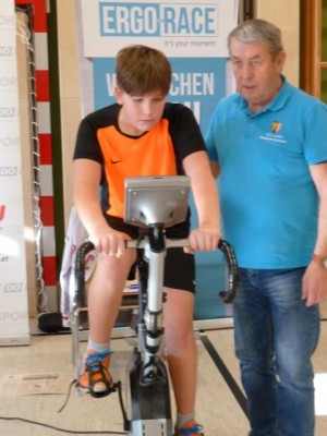 Ergo-School-Race in der NMS Sattledt 51