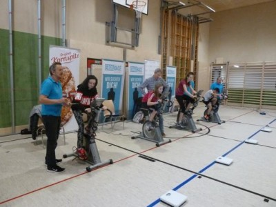 Ergo-School-Race in der NMS Sattledt 5