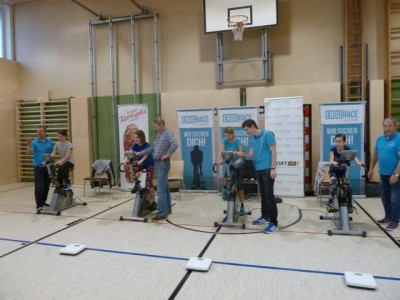 Ergo-School-Race in der NMS Sattledt 7