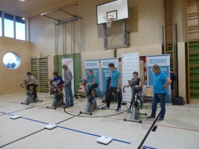 Ergo-School-Race in der NMS Sattledt 8