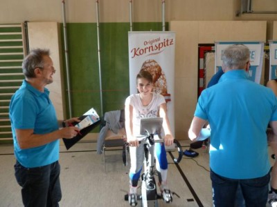 Ergo-School-Race in der NMS Sattledt 91