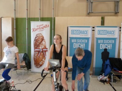 Ergo-School-Race in der NMS Sattledt 92