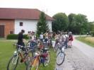 Radausfahrt nach Schleißheim