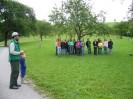 Besuch beim Biobauern