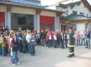 Besuch bei der Feuerwehr Sattledt