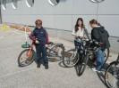 Fahrradgeschicklichkeitswettbewerb