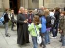 Besuch beim Bischof