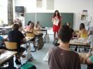 Bilder der vierten Klassen