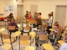 Besuch der Volksschüler Tag der offenen Tür