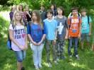 Waldspiel der 2 Klassen 13