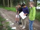 Waldspiel der 2 Klassen 19
