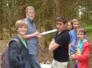 Waldspiel der 2 Klassen 34