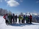 Wintersportwoche der 2 Klassen 10
