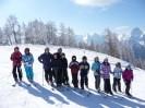 Wintersportwoche der 2 Klassen 11